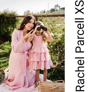 Rachel Parcell Ruffle Wrap Dress XS